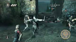 Let's Play Assassin's Creed 2 ~23~ Late Night Raid!