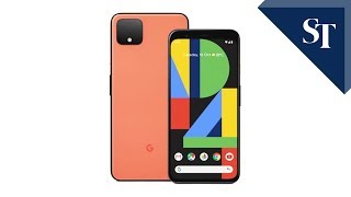 Google Pixel 4: first look at features | The Straits Times
