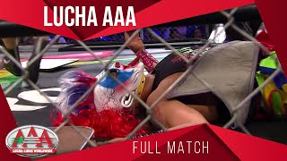 LuchaLibreAAA #Deportes #Lucha Dinastía Alvarado y Mamba Vs Jeff Ja...