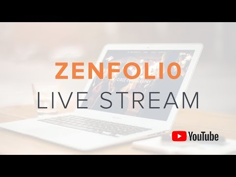 Zenfolio Live November 9th 2017 - Selling special edits & limited edition prints.