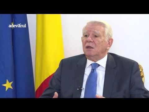 """Teodor Meleşcanu: """"Există propagandă rusă în România. E vizibilă"""""""