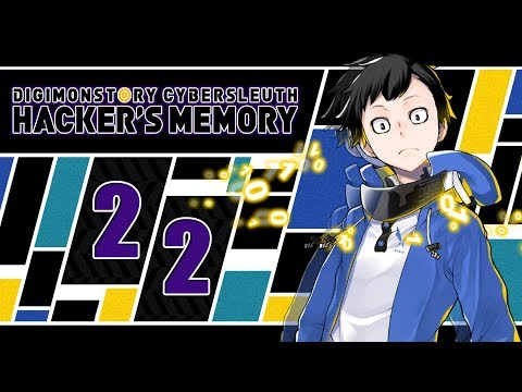Let's Play Digimon Story Cyber Sleuth: Hacker's Memory [Blind] - #22 - Erkundungen in Shinjuku