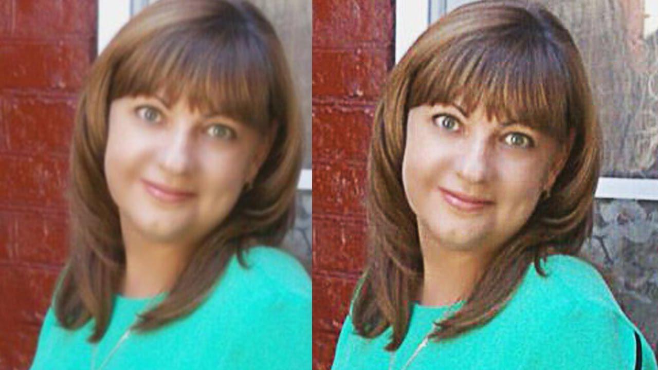 как в фотошопе повысить качество фотографии