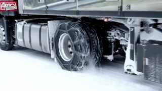 Тест грузовых цепей