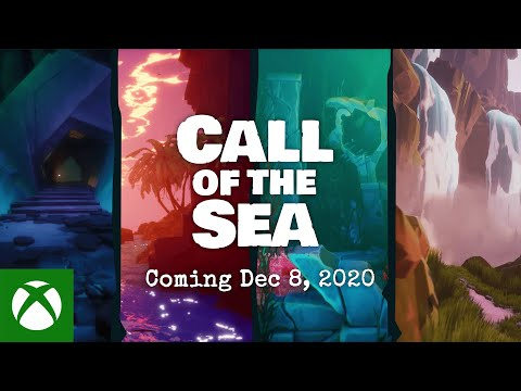 Call of the Sea – Release Date Announcement Trailer