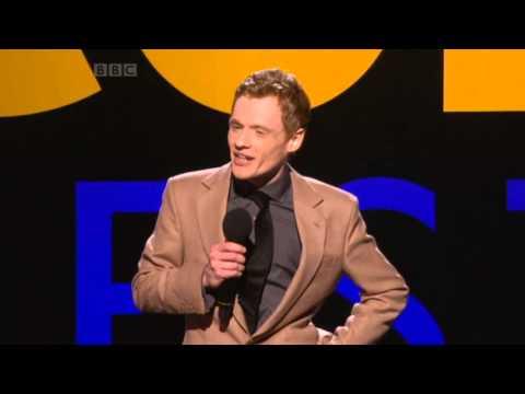 Andrew Lawrence Edinburgh Comedy Fest Live 2013