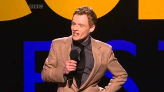 Andrew Lawrence Edinburgh Comedy Fest Live 2013