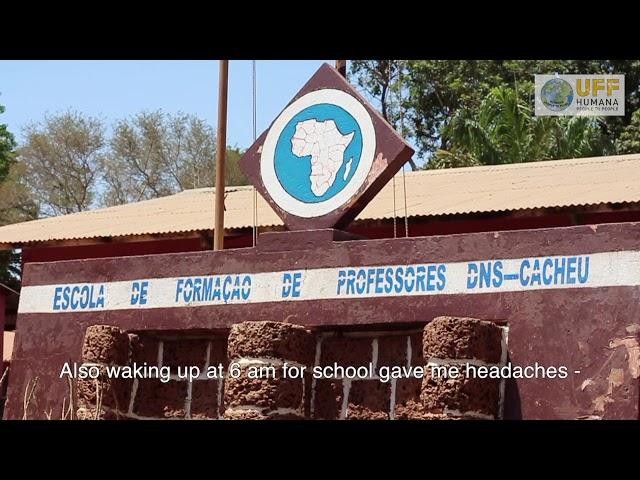 Alexina Cá - ADPP Guinea-Bissau