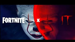 Fortnite X IT Chapter 2! - Release Date, Live Event, Trailer, Pennywise Skin!