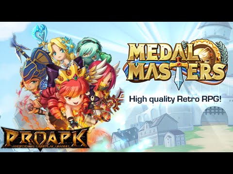 Medal Masters Gameplay IOS / Android