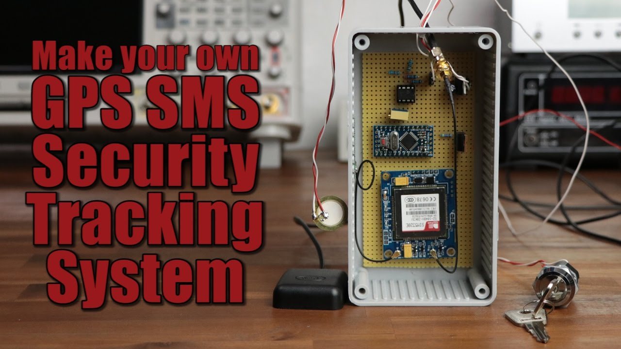 Make Your Own GPS SMS Security Tracking System: 5 Steps (with Pictures)