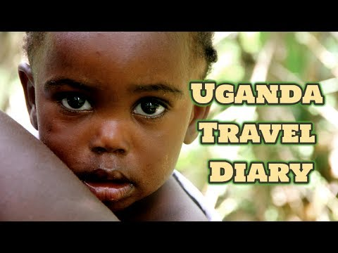 Uganda Travel - A Photo Diary