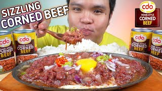 SIZZLING CORNED BEEF using CDO HOME-STYLE CORNED BEEF