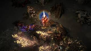 Path of Exile: Holy Flame Totem New Effects Demo