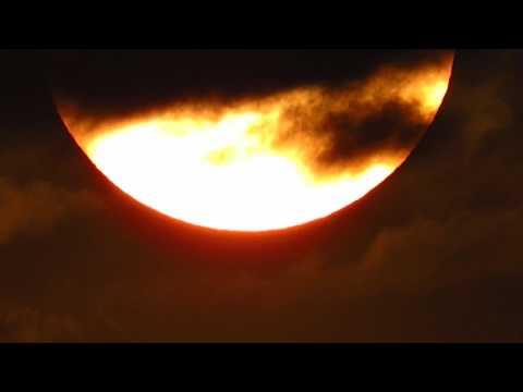 NEW REAL UFO 100%REAL 2016   SUN     TURKEY TÜRKİYE ANKARA CANON SX60HS 260X ZOOM   -SRİUS UFO