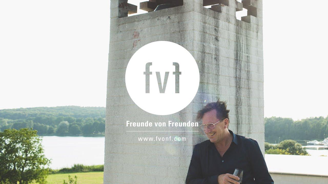 Freunde Von Freunden Arno Brandlhuber Youtube