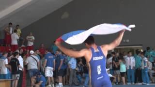 Победа Дзебисова на Сурдлимпиаде - Sofia Deaflympics 2013