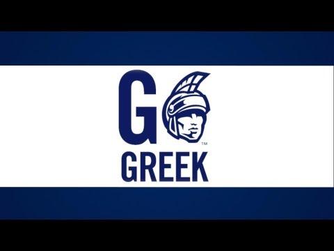 UNCG Greek Life 2013