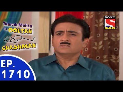 Taarak Mehta Ka Ooltah Chashmah: Episode No. 1716 - Khares