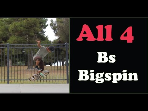 All Stance: Bs Bigspin