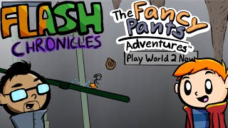 Fancy Pants Adventures World 2: Flash Chronicles