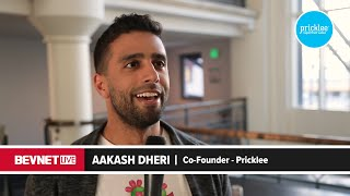 Pricklee Co-Founder Speaks on BevNET Live Experience