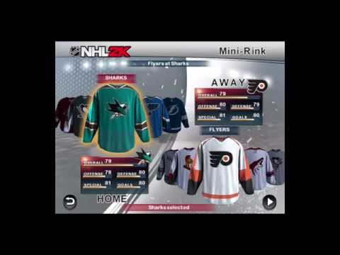 Hands On with 'NHL 2K' on iOS