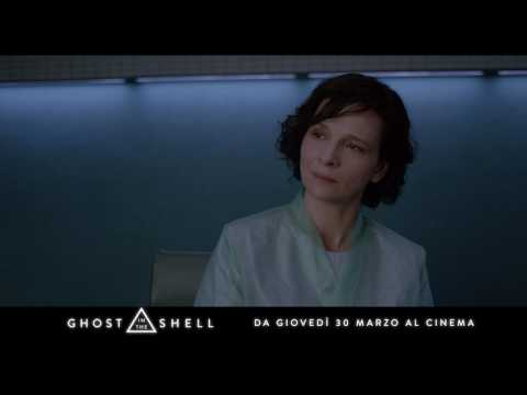 "GHOST IN THE SHELL con Scarlett Johansson - Spot italiano ""Non possono controllarmi"""