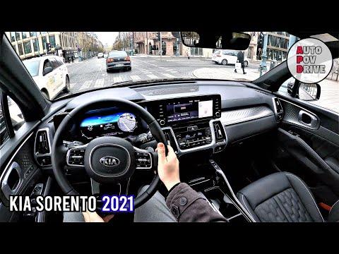 NEW KIA Sorento 2021 (TX) 202HP - POV Test Drive. Amazing car sound effects!
