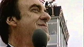 Jim Nabors - Back Home Again In Indiana (1992 Indianapolis 500)