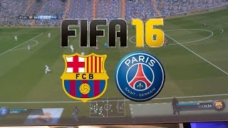 Video Gol Pertandingan Paris Saint Germain vs FC Barcelona