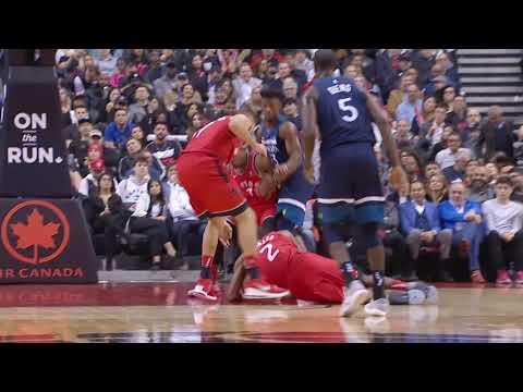 Minnesota Timberwolves vs Toronto Raptors | October 24, 2018