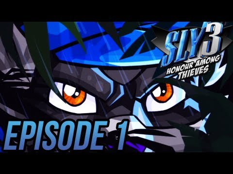 """Sly 3 Honor Among Thieves - Episode 1 """"The Cooper Vault"""""""