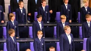 Regensburger Domspatzen - Hebe deine Augen auf (Felix Mendelssohn Bartholdy)