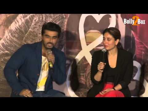 Kareena Kapoor Khan REACTION On Kissing Scene
