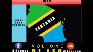 Old School Bongo Flava Mix - Dj Leo