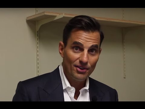 Grilled in the Green Room: Bill Rancic || STEVE HARVEY