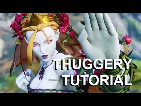 Teabagging, Taunting, and Other Thuggery - Street Fighter V Tutorial