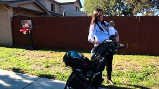 Kickstarter Campaign For A Portable Changing Table For Car Seats And Strollers
