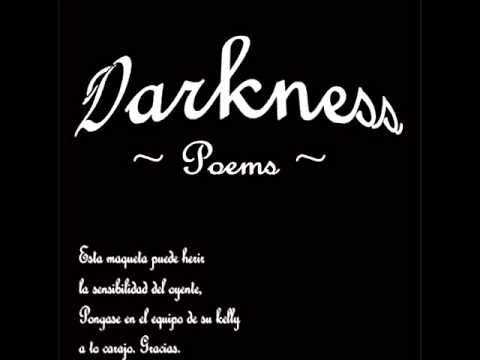 outro darkness poems 2006