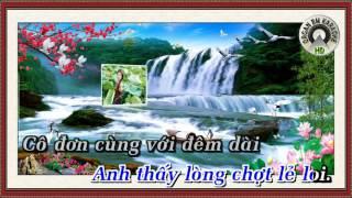 Ngỡ Remix DJ Full Beat Organ Karaoke Nhạc Sống Tone Nam