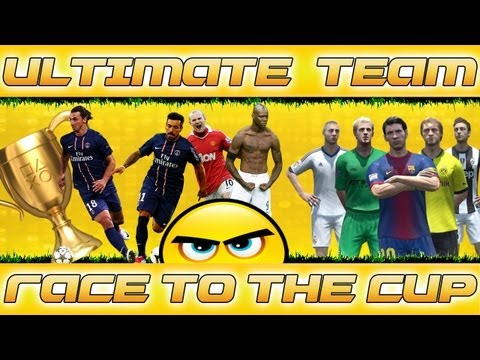 FUT13 | Race to the Cup #22 | Rage-Clip by Zlatan !
