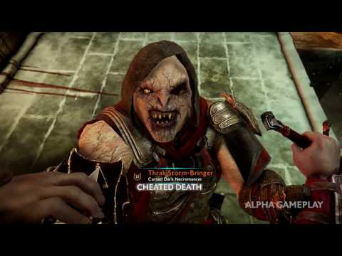 Revelación de gameplay - Middle-Earth: Shadow of War