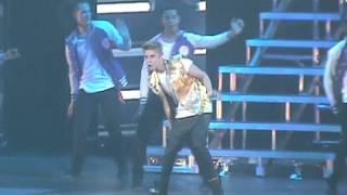 Justin Bieber - Boyfriend / Ending - Believe Tour - Glendale, AZ