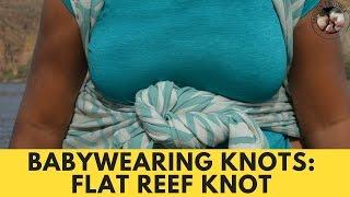 Flat Reef Knot