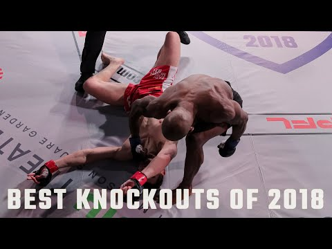 Top 10 Knockouts