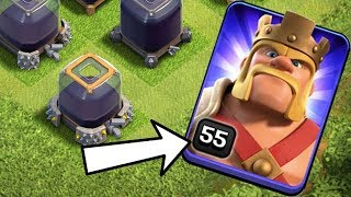 2ND MOST IMPORTANT KING UPGRADE EVER!  TH12 Farm to Max   Clash of Clans
