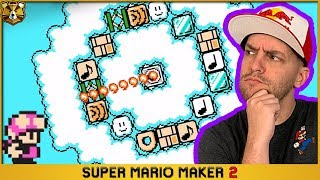 Super Mario Maker 2: The Grand Escape Room Returns With An AWESOME Puzzle!
