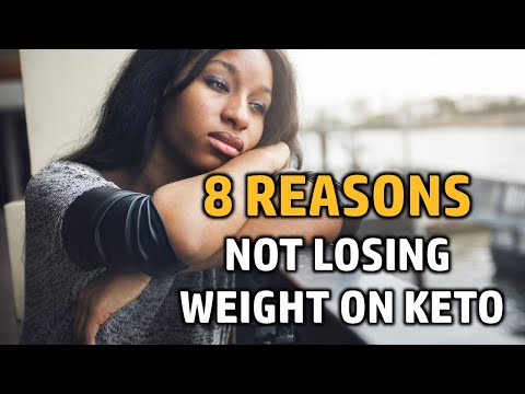 8 Reasons You're Not Losing Weight on Keto