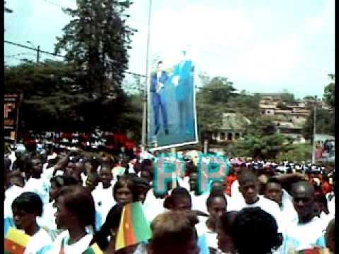 LE PARTIE REPUBLICAIN YAOUNDE 20 MAI 2013